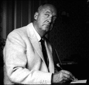 Photo of Vladimir Nabokov